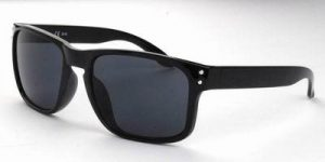 Holbrook zonnebril zwarte glazen