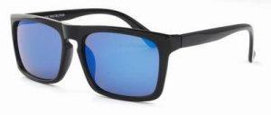 Justin zonnebril blauwe spiegelglazen