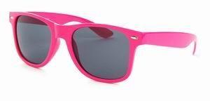 Wayfarer zonnebril roze